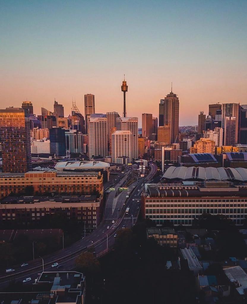 Sydney  by talented patkay     hellip